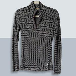 SMARTWOOL Quarter Zip Pullover Top